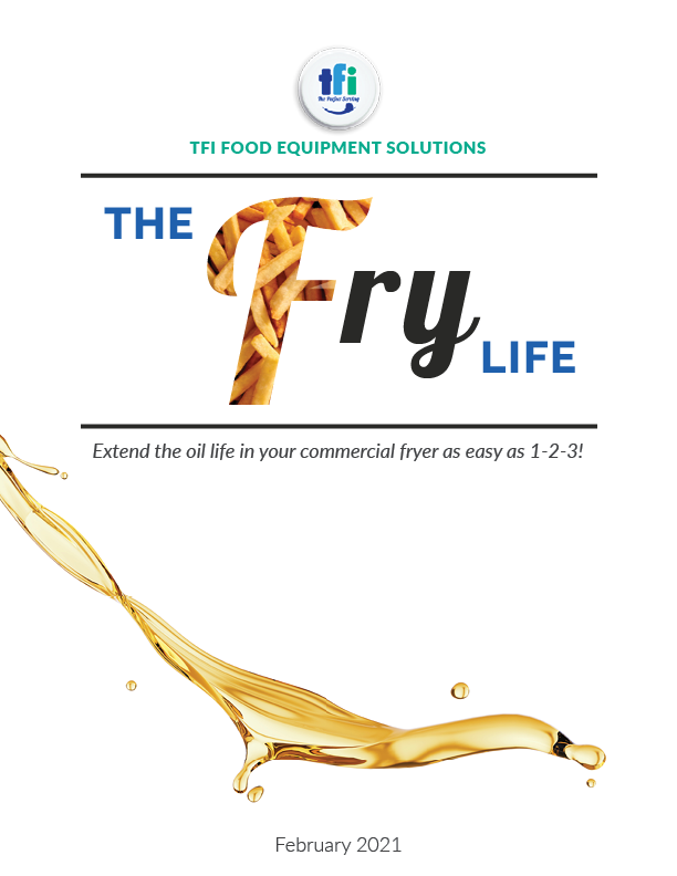 The Fry Life Cover