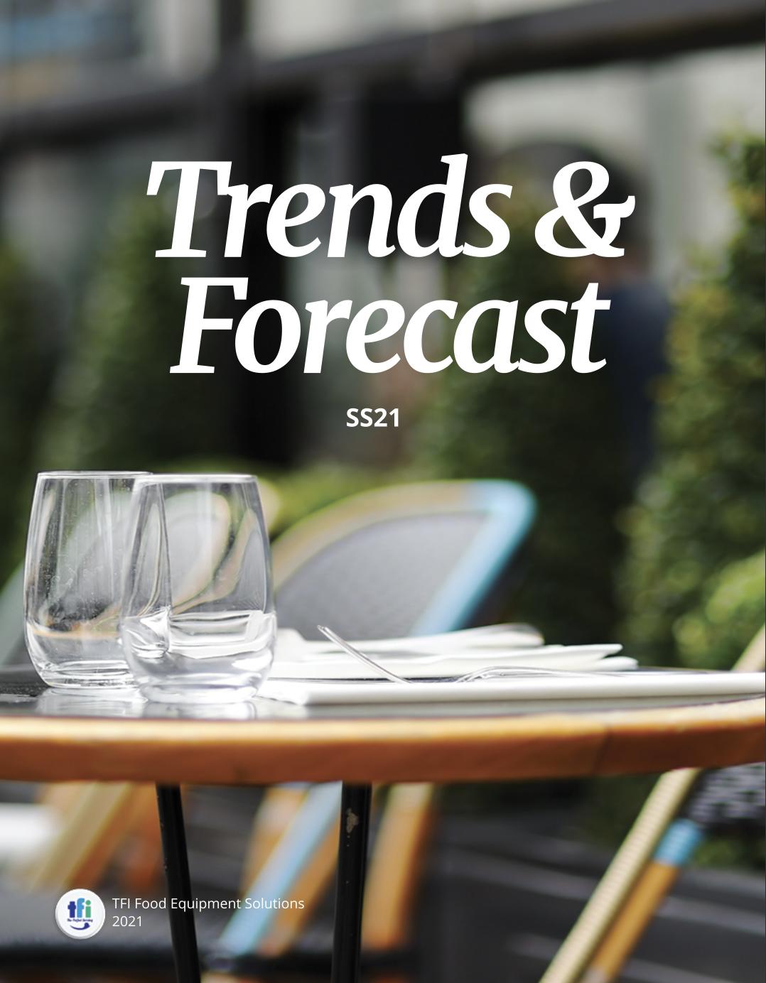 Trends & Forecast SS21